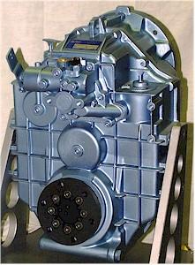 ZF Marine ZF80-1IV (HSW800V2) V-Drive, Direct Mount marine