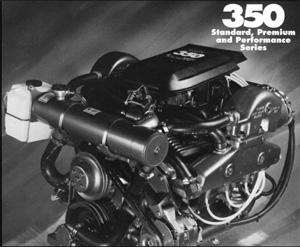 Simplicity Marine Drives - Marine Power 350